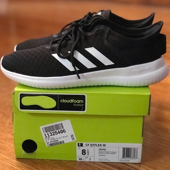 Adidas Cf Qt Flex Wcloudfoam Footbed